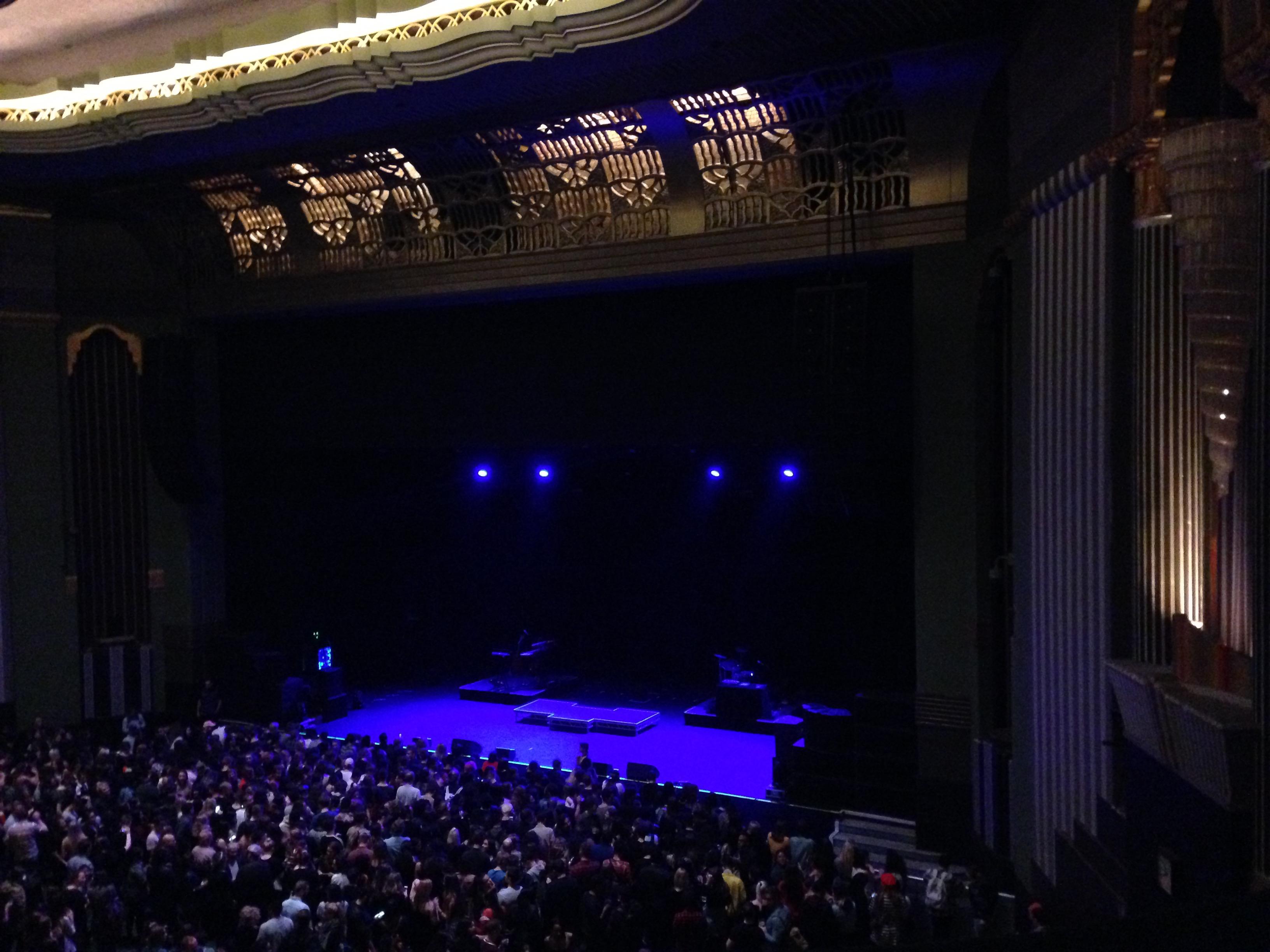 BANKS 25 October 2017 Live at Eventim Apollo Hammersmith London