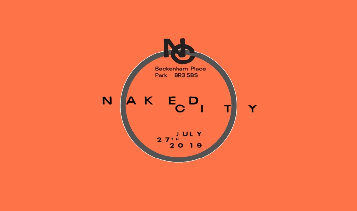 Naked City Festival at Beckenham Place Park London 27 July 2019