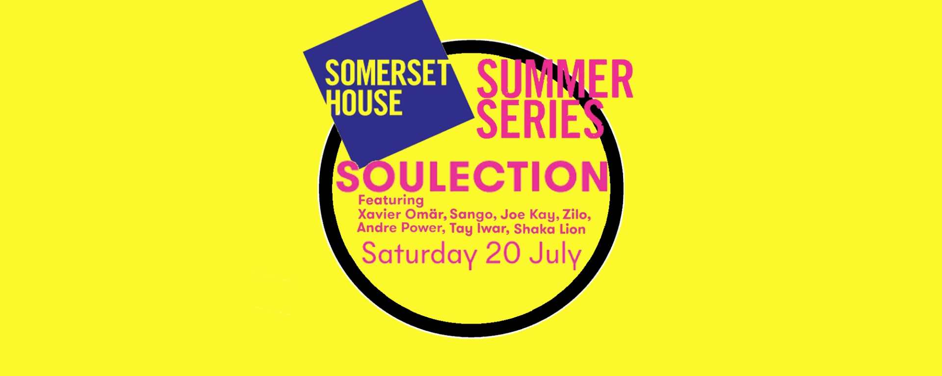 Soulection at Somerset House Summer Series London 20 July 2019