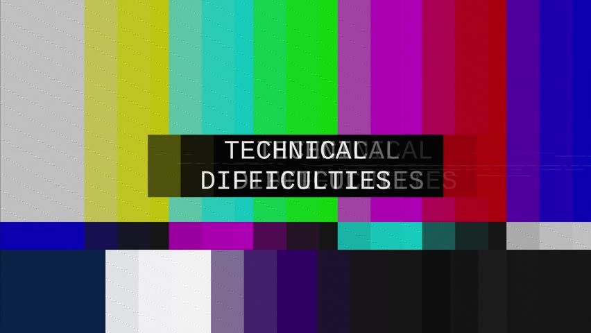 Technical Difficulties at Live In Three