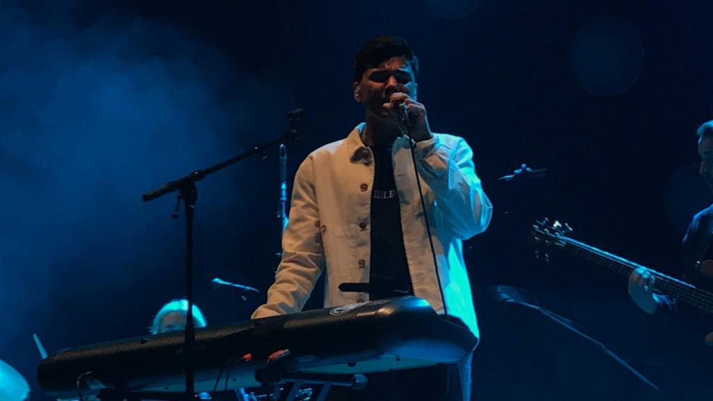 Jamie Isaac live in O2 Academy Brixton 28 March 2019