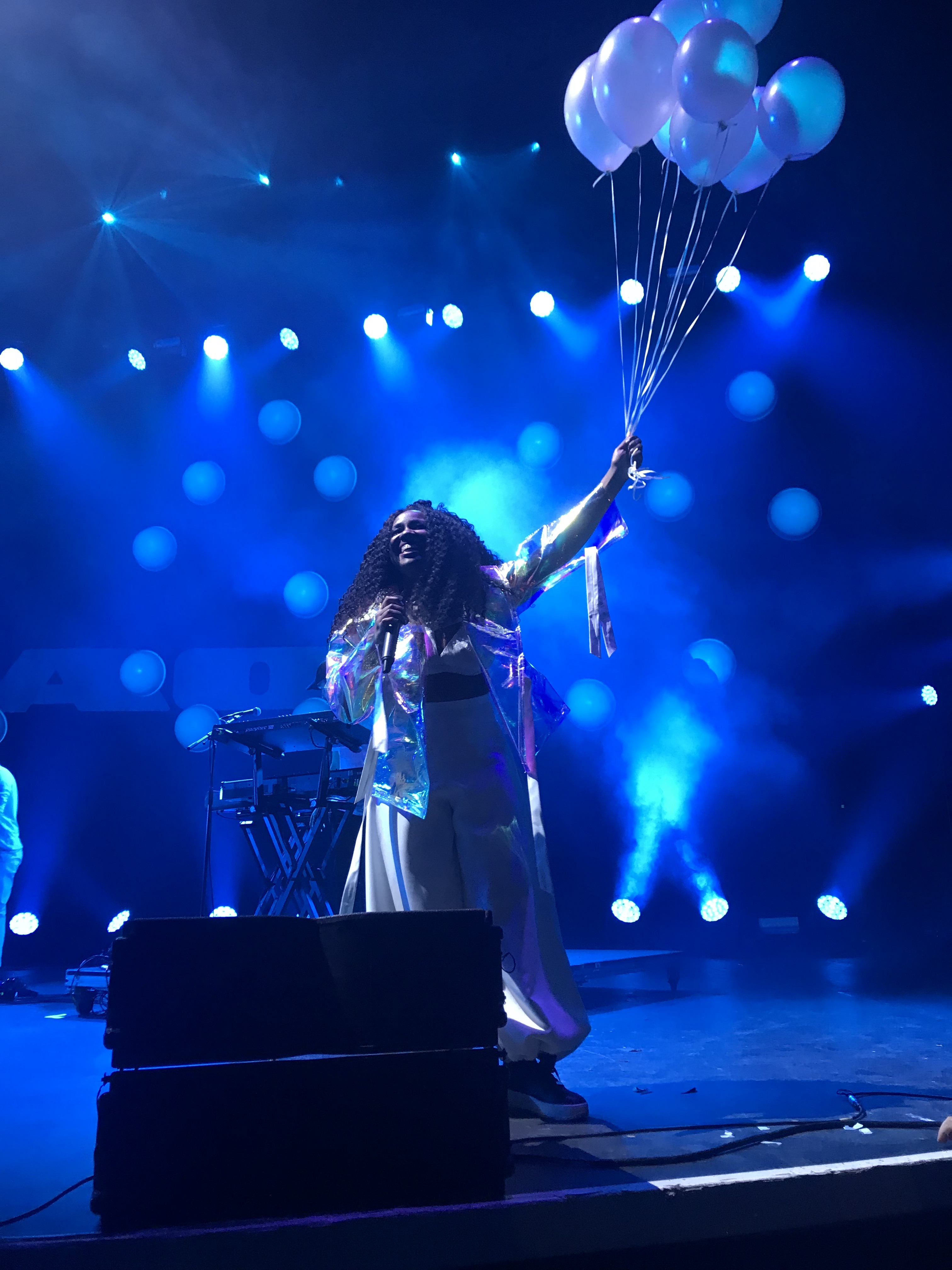 NAO Saturn Live at O2 Academy Brixton 28 March 2019