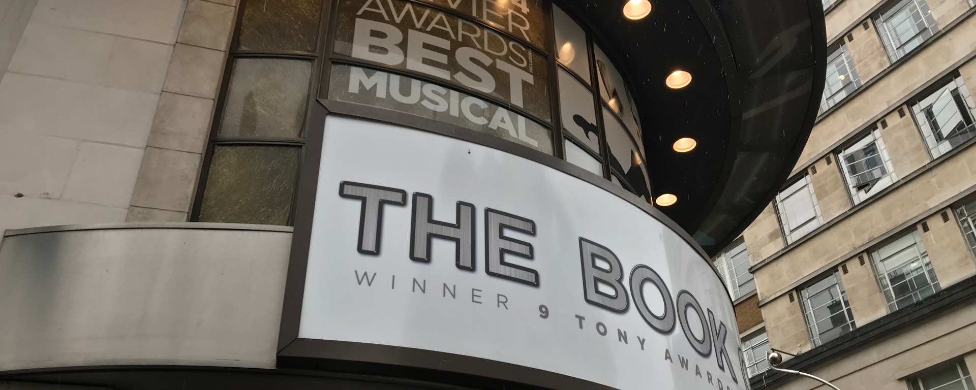 The Book of Mormon London Prince of Wales Theatre Coventry St, London