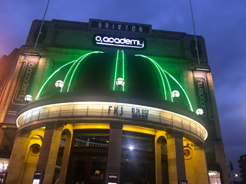 FKJ at O2 Academy Brixton 10 October 2019