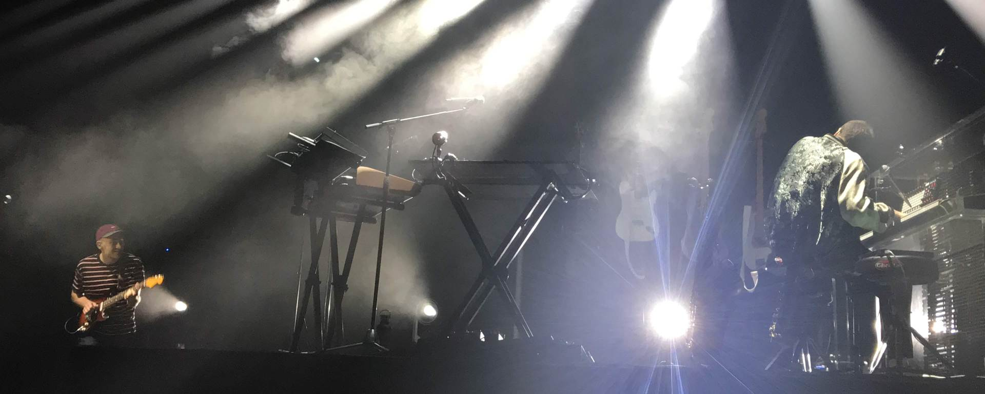 FKJ and Tom Misch live at O2 Academy Brixton 10 October 2019